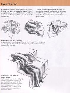Drawing wrinkles