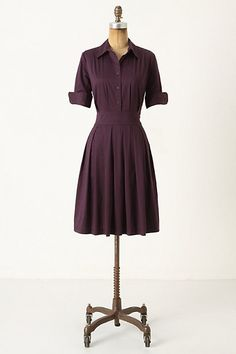 Seriously wants to wear dresses to work every day.  Perhaps I need a different job.  Anthro $148