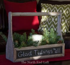 The North End Loft: Merry Christmas!