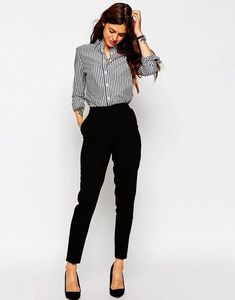 40 Trendy Work Attire & Office Outfits For Business Women Classy Workwear for Professional Lo. - Outfits for Work - Work Outfits Women 40 Trendy Work Attire & Office Outfits For Business Women Classy Workwear for Professional Lo. - Outfits for Work - Cute Work Outfits, Spring Work Outfits, Casual Work Outfits, Work Casual, Classy Outfits, Outfit Work, Chic Outfits, Casual Chic, Woman Outfits