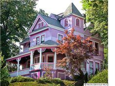 Little Too Pink For My Taste, But A Beautiful House