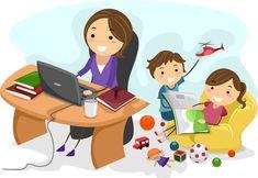 Thuisblijfmoeder of werkende moeder dat is de vraag. Liever thuisblijven en lekker moederen of liever volop aan het werk? Of een combinatie van deze ?
