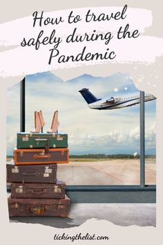 The world of travel has been put on hold for months now but slowely flights are starting to open up again. Here are some tips to ensuring you stay safe while travelling during the Pandemic.