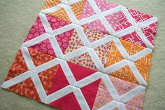 Freshly Pieced Modern Quilts: Quilt Improv Blog Tour and Giveaway