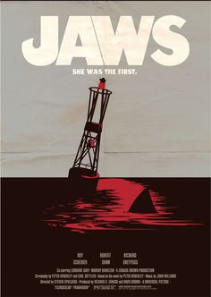 JAWS Movie Large Vintage JAW02 Giant Large Wall Art Pic Poster A0 A1,A2,A3,A4