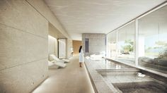 HH Resort Hotel and Spa, Korea, Richard Meier & Partners