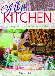 Ally's Kitchen: A Passport for Adventurous Palates by Alice Phillips Rosemary Red Potatoes, Onion Burger, Cooking Videos, Popular Recipes, Popular Food, Free Books, Wine Recipes, Passport, Growing Up