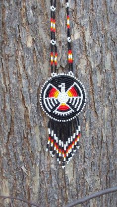 native  american by deancouchie on Etsy, #beadwork