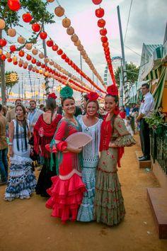 (Flamenco) Dress Envy in Sevilla: La Feria de Abril