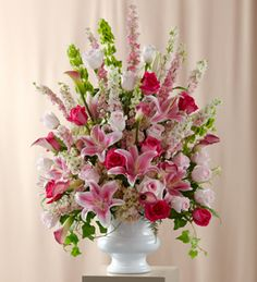 The FTD® Solemnity™ Arrangement http://www.viveesfloralgarden.com/product/the-ftd-solemnity-arrangement/display