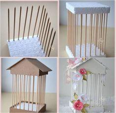 10 простых идей, как превратить обычную картонную коробку в полезную вещь для дома - Ярмарка Мастеров - ручная работа, handmade