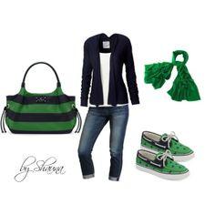 green navy