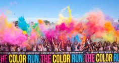 The Color Run débarque bientôt en France !