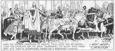 COMIC IS ART: PRINCIPE VALIENTE - 75 AÑOS DE LA GRAN OBRA MAESTRA I: HAL FOSTER Y SUS CONTINUADORES
