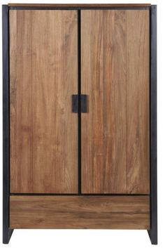 Wardrobe Armoire, Wood, Furniture, Modern Furniture, Tall Cabinet Storage, Wood And Metal, Bedroom Cupboards, Cabinet, Home Decor