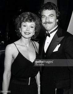 Tom and friend, Francine York, at the 7th Annual People's Choice Awards.