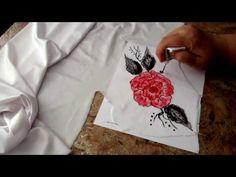 рисуем на бифлексе простой вариант для начинающих - YouTube