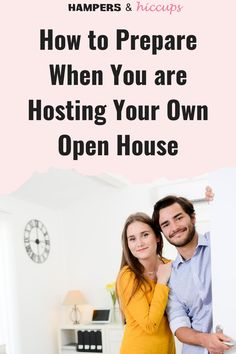 Preparing for an open house yourself requires some careful planning. Here are the main things to keep in mind as you get your house ready to sell and host an open house. Gentle Sleep Training, Broken Window, Good Bones, Baby Led Weaning, Hampers, Experiential, Get One, Homemaking, Parenting Hacks