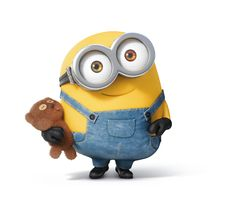 Bob (briefly known as King Bob) is one of the Minions, and one of the two deuteragonists of the film Minions. A minion by the same name, having a different appearance, appears in Despicable Me. Minion Rush, Minions Images, Minion Pictures, Minions Despicable Me, My Minion, Minions Quotes, Happy Minions, Minion Banana, Despicable Me
