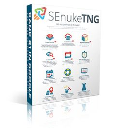 Now You Can Get Your Hands on the #1 SEO Software Used by Today's Top Marketers and SAVE Nearly 50%. Since 2008 SEnuke has been the number one software choice of SEO and SEM professionals the world over. Throughout the years and despite countless Google algorithm changes; it still remains the most effective software available today to help you in DOMINATING the search engines! #senuke #seo #googleranking #topofgoogle #software #webdev #ranking #ranked #yahoo #bing #searchengine #senuketng