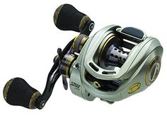 Lew's Fishing Team Lew's LS Spool Baitcast Reel, 5.7 oz./120 yd./12 lb./6.8:1, Right >>> Continue to the product at the image link.