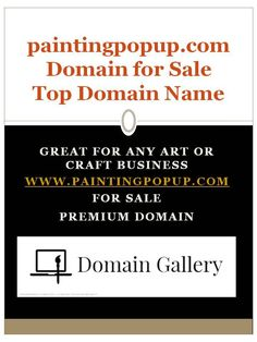 Domain for Sale - www.paintingpopup.com
