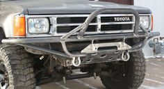 Tube bumper from addicted off road