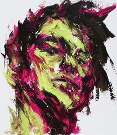 stranger by Cheol hee Lim, via Behance