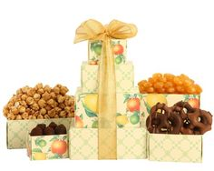 Wine Country Gift Baskets Party Tower