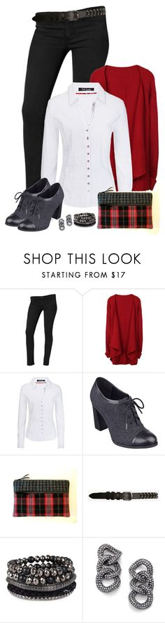 """""""OXFORDS"""" by mcsp ❤ liked on Polyvore featuring Calvin Klein, Betty Barclay, Nine West, Monday, IRO, Pieces, Adriana Orsini, women's clothing, women's fashion and women"""