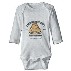 Alexx Punxsutawney Phil's Driving School Baby Boy Girl Jumpsuit Bodysuit Long-sleeve Playsuit Ash - 12 Months, Ash