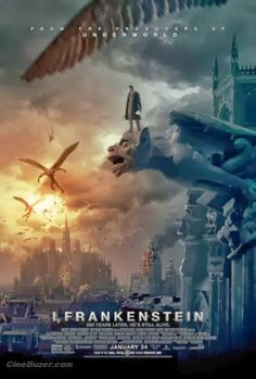 awesome I, Frankenstein Movie Review