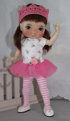 "~*~Ballerina Princess~*~made to fit 11"" My Meadow BJD Patti Tella~*~"