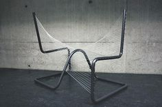 #Sedia doppia #Saitens di #ClaraSchweers.. Leggi la notizia su http://bit.ly/1JTUBCC #milanodesignweek #mdw #design #chair #project