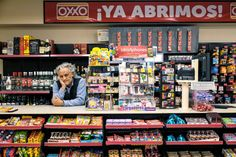 There's a convenience store in Mexico City worth five million dollars. It looks like any other convenience store. Candy bars, beef jerky, beer, potato