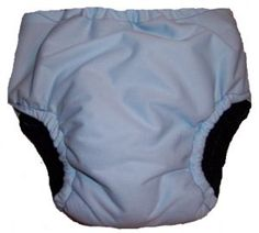 KCK Snap On-Pull Off Diaper and Trainer Pattern-