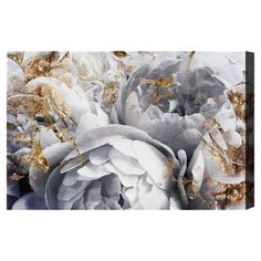 FREE SHIPPING! Shop Wayfair for Oliver Gal Oliver Gal Her Peony Garden Canvas Print, Oliver Gal - Great Deals on all Decor products with the best selection to choose from!