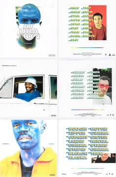 Why they called Brock Hampton Cd Cover, Cover Art, Album Covers, Book Covers, Album Design, All American Trash, Boy Band, Band Posters, Album Songs