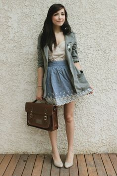 I have that skirt
