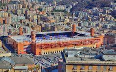Sampdoria - Nuova rizollatura al Ferraris #radiosamp # #sampdoria # #genoa # #calcio