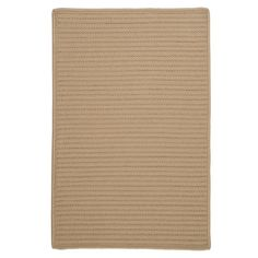 Charlton Home Glasgow Cuban Sand Area Rug Rug Size: Square 4'