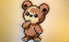 13 Hama Beads de Pokémon • Consola y Tablero