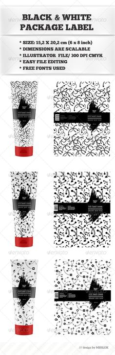 Box Template Design Box templates, Print templates and Packaging - label design templates