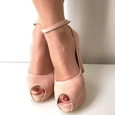 Check out this item in my Etsy shop https://www.etsy.com/listing/276532240/high-heels-nude-high-heels-wedding-shoes