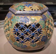 Handwarming Pot, San Francisco Asian Art Museum Asian Art Museum, History Channel, Glass Art, San Francisco, Vase, Decor, Decoration, Vases, Decorating