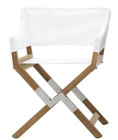fauteuil pliant Sundance Paolo Golinelli