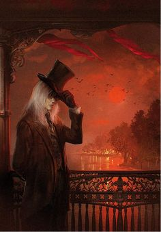Review of 'Fevre Dream' by George RR Martin http://www.aderynwood.com/single-post/2017/07/25/Fevre-Dream-by-George-RR-Martin  Fevre Dream, a brilliant 1982 vampire novel by George Martin Illustrations: Artur Sadlos and Milena Młynarska, Polish edition cover A Midnight Race on the Mississippi, Frances F. Palmer Five...