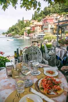 Last Day in Varena, Lake Como Comer See, Lake Como Italy, Italian Summer, Capri Italy, Beautiful Places To Travel, Romantic Travel, Northern Italy, Travel Aesthetic, Italy Travel