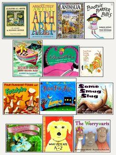 Figurative Language lesson ideas and book lists