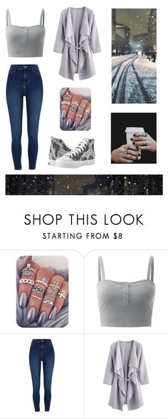 """Chilly"" by elenialex ❤ liked on Polyvore featuring River Island"